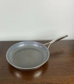 18/10 Stainless Steel 3-PLY Material 10 inch Non-stick Pan
