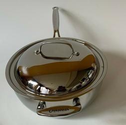 CUISINART 5.5 Qt Chef's All Purpose Pan With Lid Model #755-