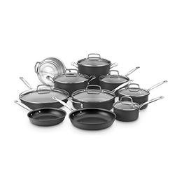 Cuisinart 66-17N Hard Anaodized 17pc Cookware Accs Set Chefs