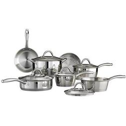 Tramontina 80154/522 Gourmet Stainless Steel Tri-Ply Base Co