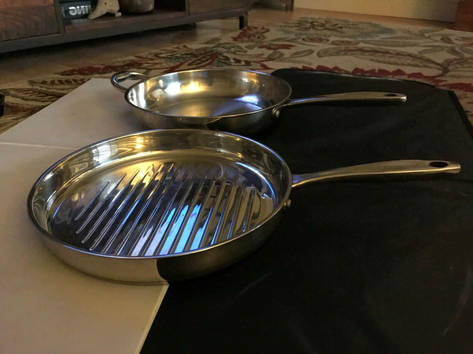 two wolfgang puck elite bistro collection 12