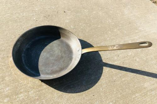 williams sonoma france copper clad frying pan