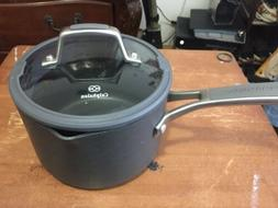Calphalon Simply Easy 2.5QT Sauce Pan w/Lid Used