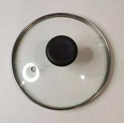 T-Fal Glass Fry Pan Pot Cookware Lid Glass T-Fal LID ONLY Gl