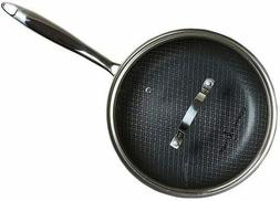 titan pan try ply stainless steel casserole